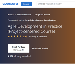 Coursera - Agile Development in Practice